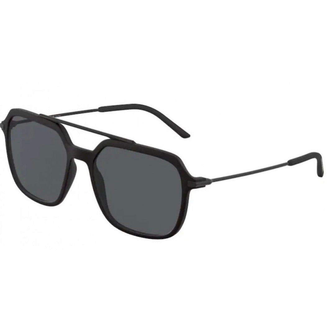 DG Gray & Black Aviator 6129