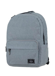 American Tourister Burzter Grey Backpack - 103150