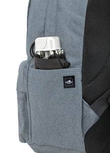 American Tourister Burzter Grey Backpack - 40% off at checkout was