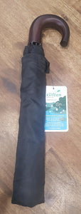 Clifton Umbrella Manual 10 rib Basic Fold - 40% off at checkout was