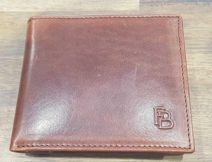 Franco Bonini, 17-09 Genuine Leather Wallet