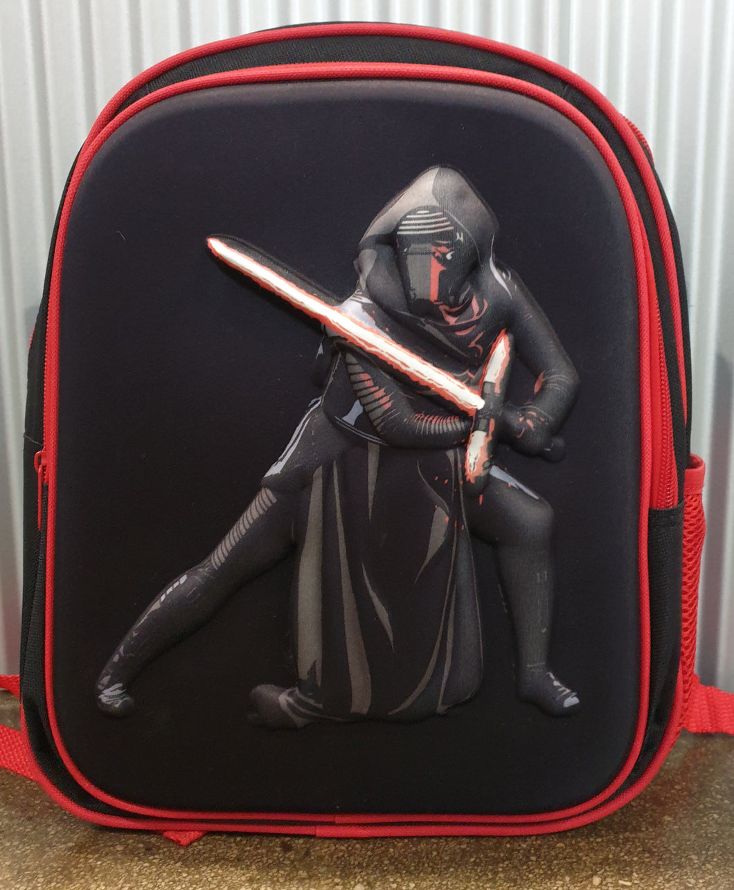 Star Wars Kylo Ren Kids 3D Backpack - SW010