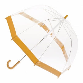 Clifton Dome Birdcage Kids Umbrella ORANGE
