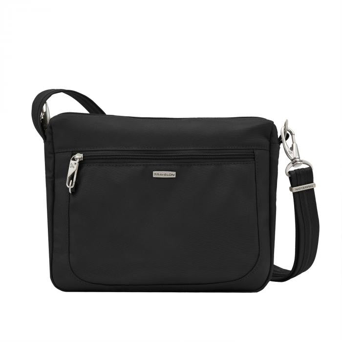 Travelon Anti-Theft Classic Small Crossbody TRA43115