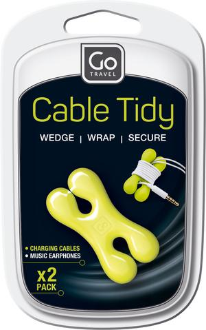 Go Travel Cable Tidy - Twin Pack - 940