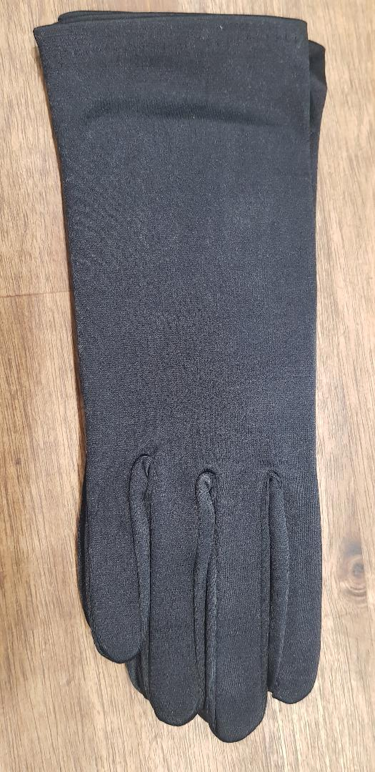 Poppi Silk Gloves. Short Plain. - 40% off at checkout was