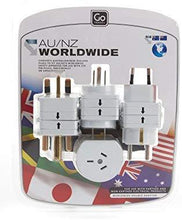 AU/NZ Worldwide Double Adaptor