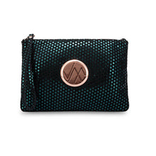 Gia Genuine Leather Vera May Clutch Bag