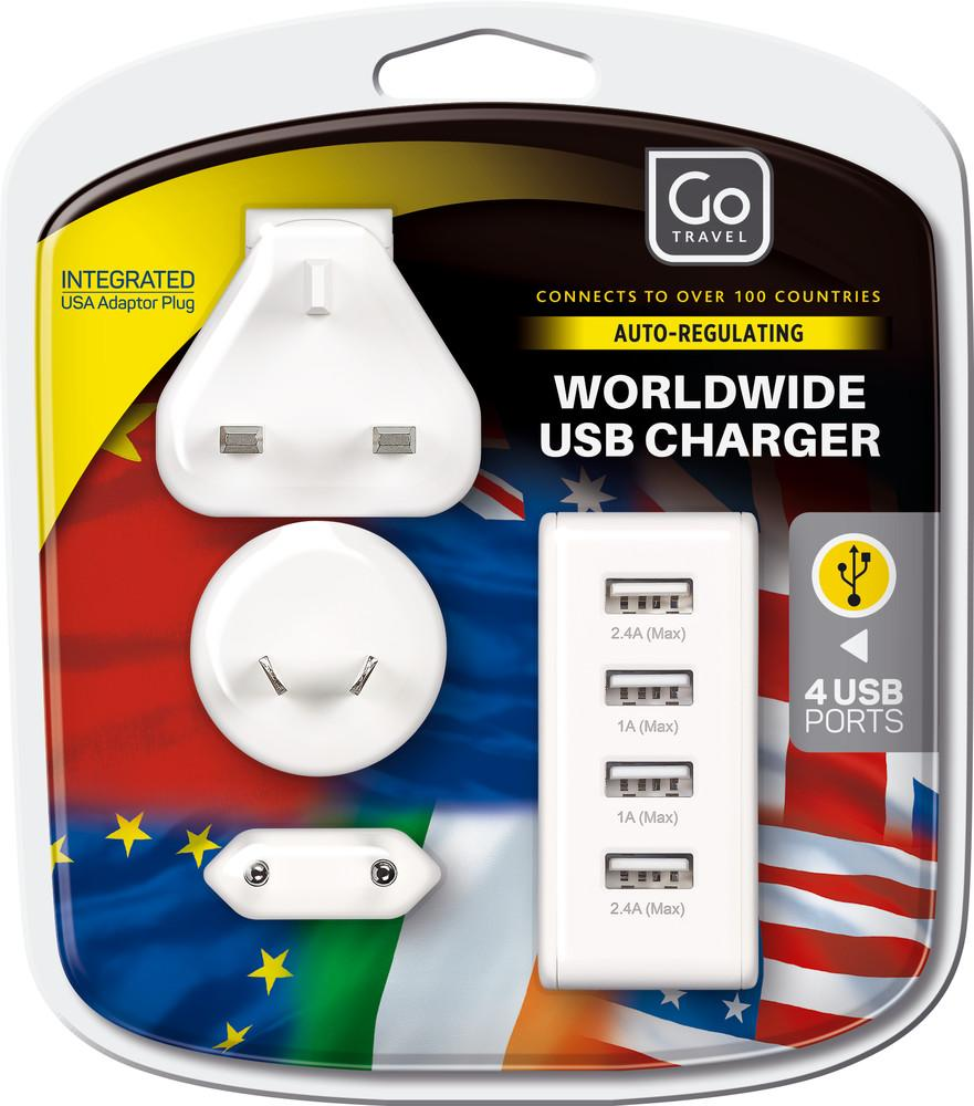 Worldwide USB Charger