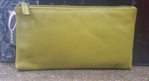 Oran Leather Make Up Case