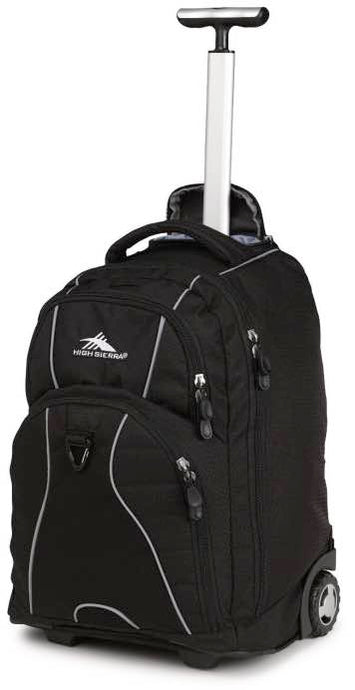 High Sierra Freewheel - Wheeled Backpack - 25521-1041