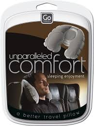 Go Travel Unparalleled Comfort Inflatable Travel Pillow - 450