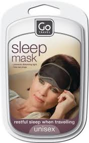 Go Travel Unisex Sleep Mask - 281