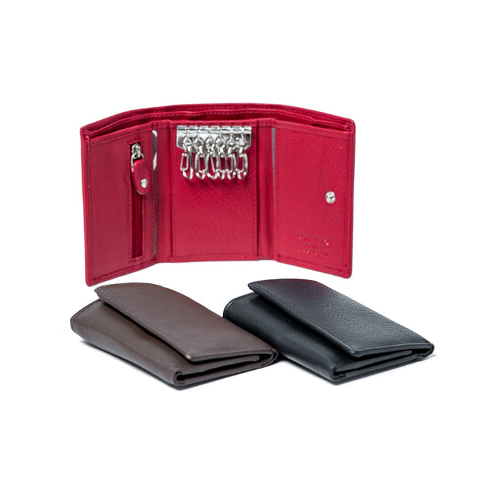 Oran Leather Key Wallet