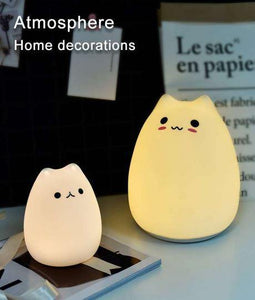 Lampe LED Moyen Chat