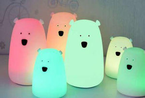 Lampe LED Petit Ours