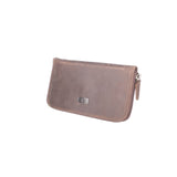 premium quality Big Leather Travel wallet for woman