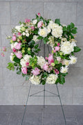 Vancouver Funeral Wreath - Vancouver Flower Delivery