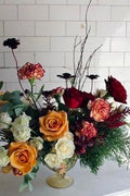 HOLIDAY ARRANGEMENTS WORKSHOP