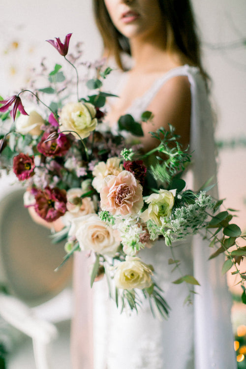 Vancouver Wedding Florist - Wedding Workshops