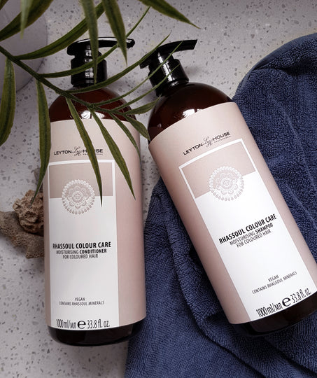 COLOUR CARE MOISTURISING SHAMPOO & CONDITIONER