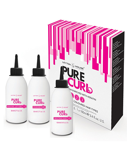 Pure Curl Perm System