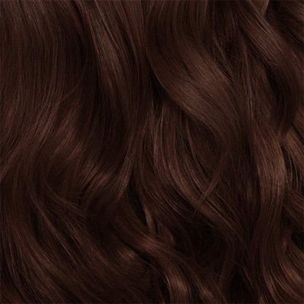 6.35 Dark Golden Mahogany Blonde - Couture Silk Permanent Hair Colour