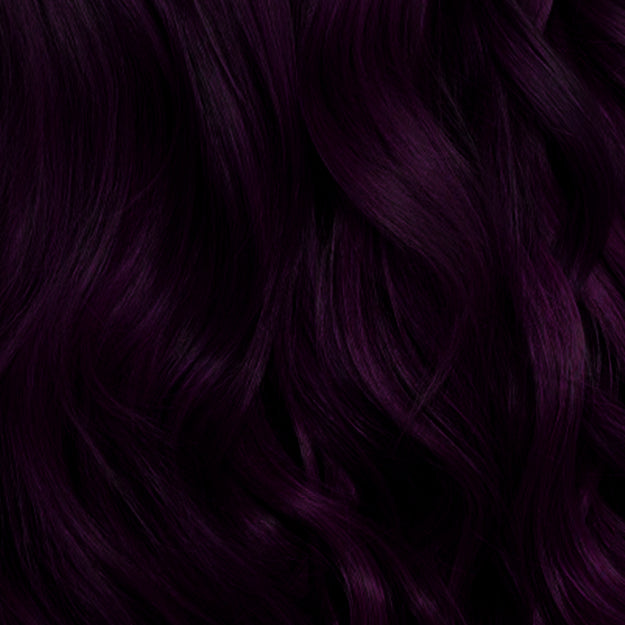 2.221 Very Dark Extra Violet Brown - Couture Silk Permanent Hair Colour