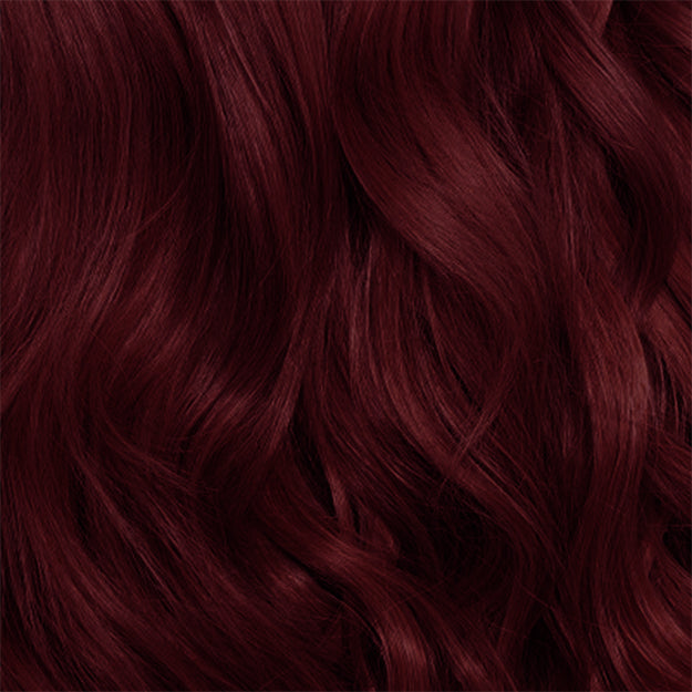 6.65 Dark Red Mahogany Blonde - Couture Silk Permanent Hair Colour
