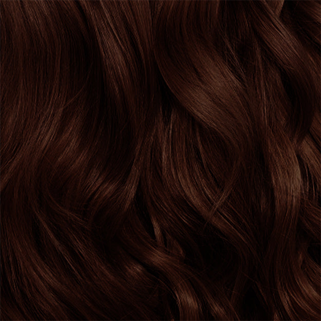 5.35 Light Golden Mahogany Brown - Couture Silk Permanent Hair Colour