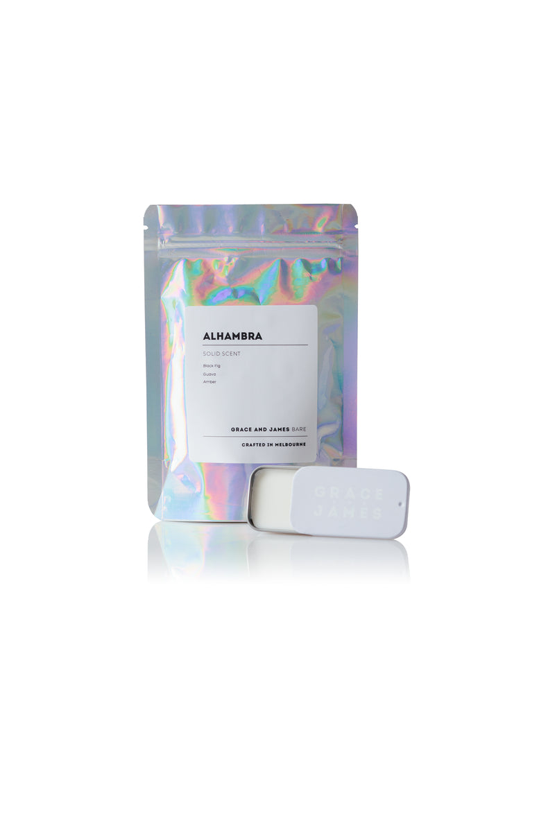 Alhambra Solid Scent
