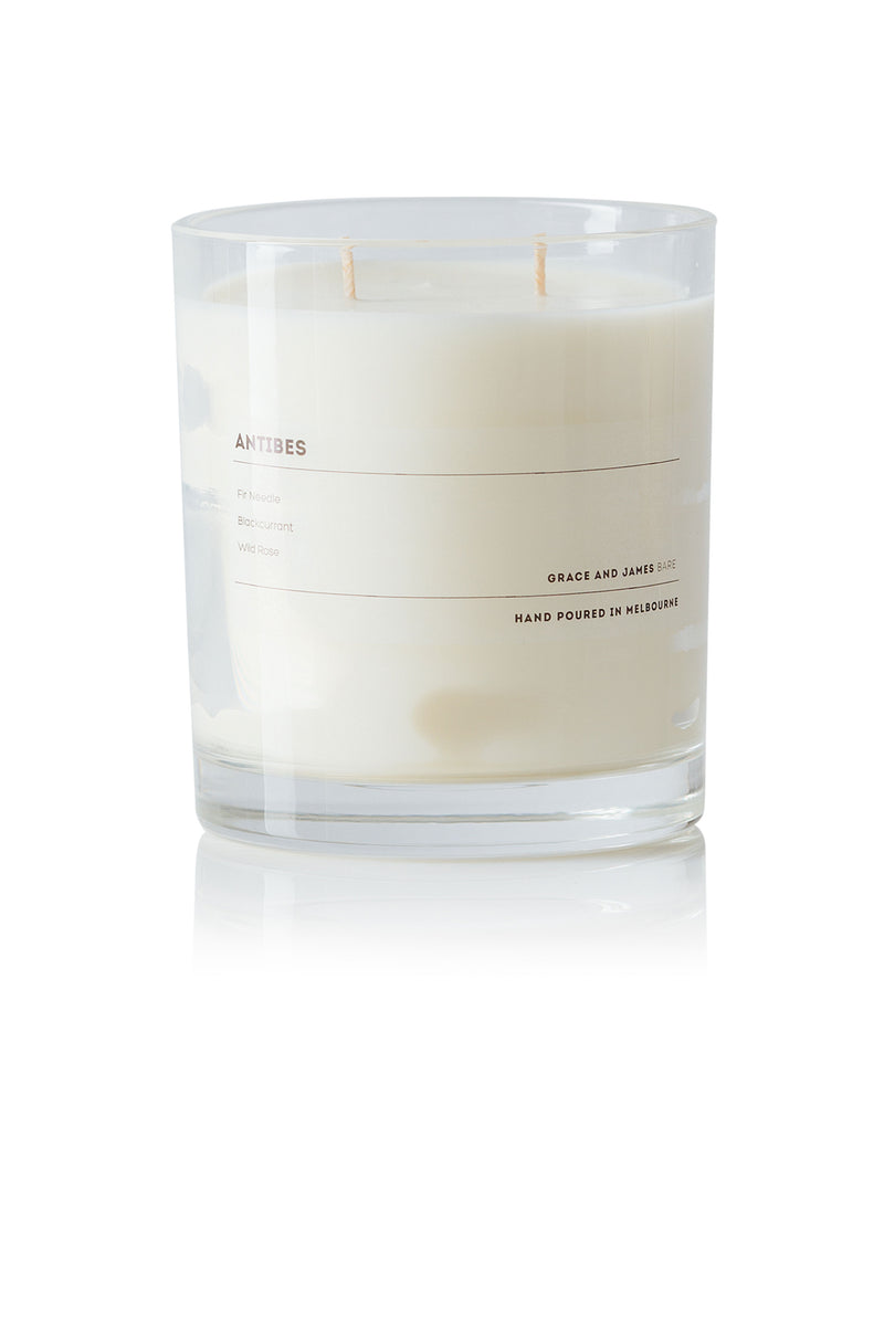 Antibes 80 hour Candle
