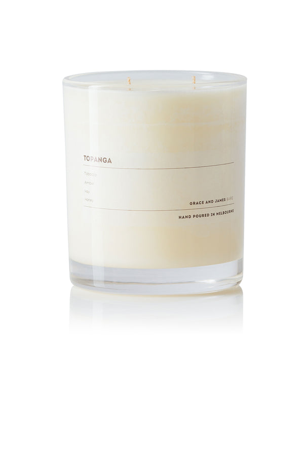 Topanga 80 hour Candle