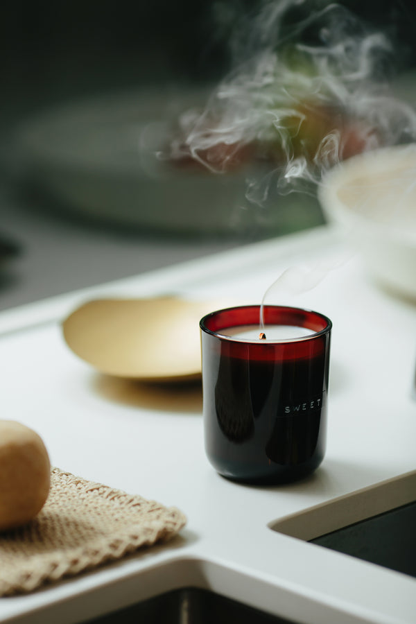 'Sweet' Kitchen Candle