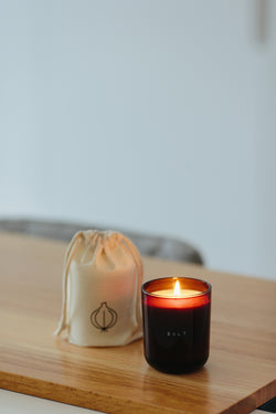 SALT Kitchen Candle