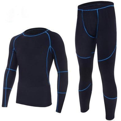 Polar Stealth Compression Set