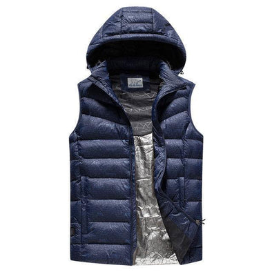 Polar Electric-Heated Hooded Vest