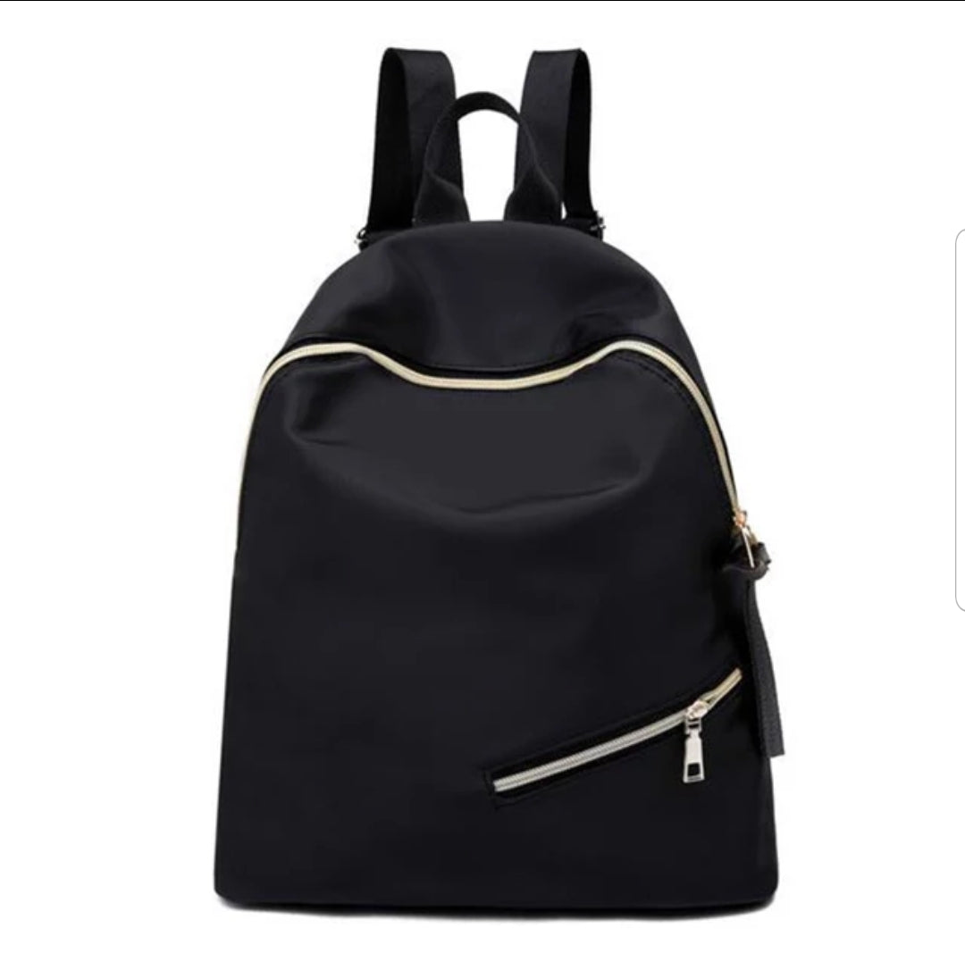 Black Couture Backpack