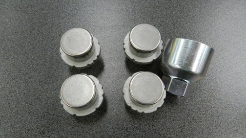 Ranger Alloy wheel lock nut set