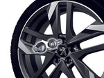Peugeot 5008 Anti-theft kit for aluminium wheels