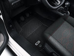 Citroen C3 Velour carpet mats