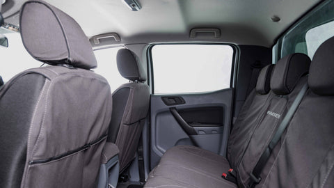 Ranger Seat Covers Front and Rear Double Cab