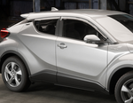 Genuine Toyota CHR Slimline Weathershields
