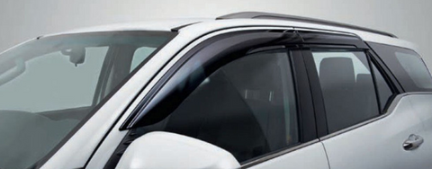 Genuine Toyota Fortuner Slimline Weathershields