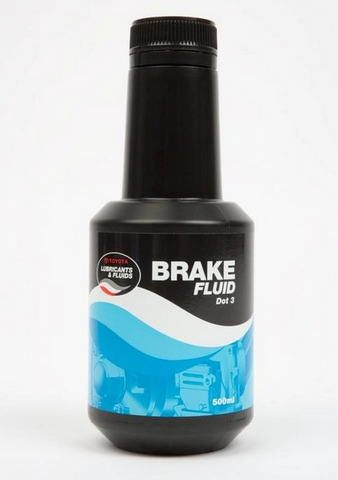 Toyota Brake Fluid 500ml
