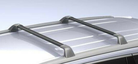 Genuine Toyota Kluger Roof Racks - Rail Type (GXL & Grande)