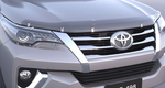Toyota Fortuner Bonnet Protector (Tinted) Aug 19-