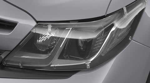 Toyota Camry Headlamp Covers High Series