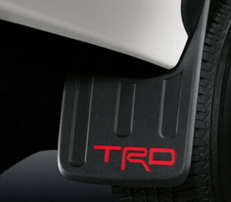 Toyota Hilux TRD Rear Mud Flaps (Left)