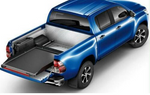Toyota Hilux Storage Box - Side Utility Box (A-deck) June 2015 On